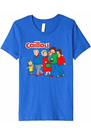 Caillou Youth Child's T Shirt - Family