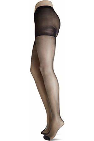 Dim Women's Absolu Flex Panty Transparente 20d Hold-Up Stockings, (Negro 0hz)