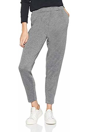 Tommy Hilfiger Women's Jannalee Pull On Cropped Pant Trouser (Medium HTR 992)