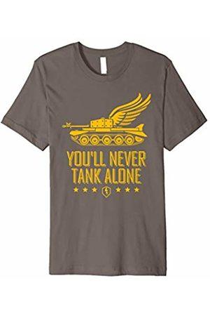 World of Tanks Blitz You'll Never Tank Alone T-Shirt
