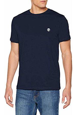 Timberland Men's Ss Crew Chest Logo Tee T-Shirt