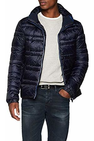 Scotch&Soda Men's Classic Hooded Down Jacket Hoodie