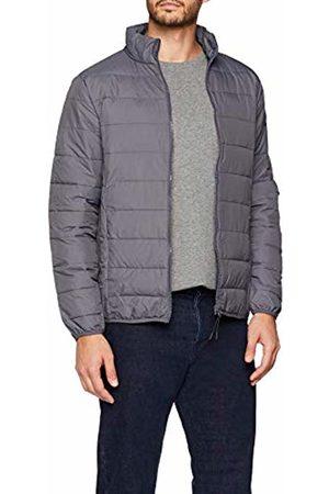 Burton Men Winter Jackets - Men's Lightweight Funnel Neck Puffer Jacket