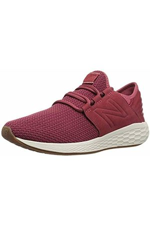 New Balance Women's Fresh Foam Cruz v2 Knit Running Shoes (Earth /Vortex/Sea Salt Nr2)