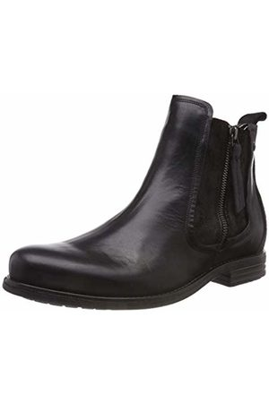 Sneaky Steve Men's Concrete Chelsea Boots