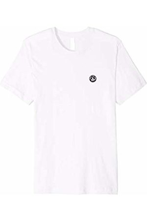 Woodstock Peace Love Music Pocket T-shirt