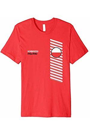 Ann Arbor Kabaddi Poland | Polish Polska Athletics Sports T-shirt
