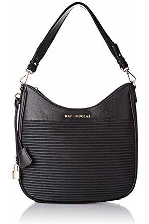 Mac Douglas Women's GARY RYMEL Shoulder Bag (Noir MH01)