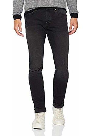 True Religion Men's New Rocco SUPERDENIM Worn in Repair Slim Jeans 1008