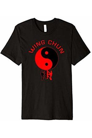 Martial Arts By DeLaFont Wing Chun Kung Fu Shirt