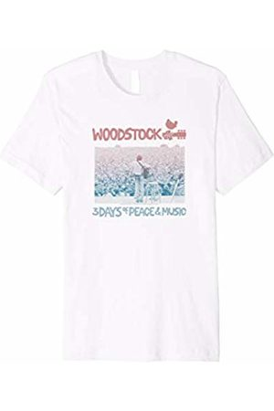 Woodstock Sea of People T-Shirt