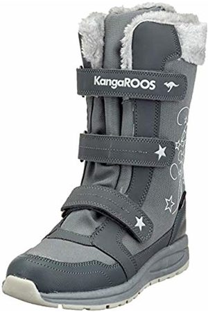 KangaROOS Unisex Kids' K-Star Boot RTX Snow (Steel Vapor 2009)