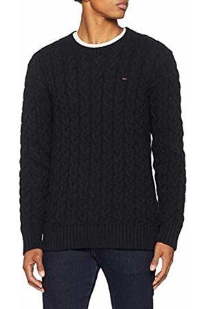 Tommy Hilfiger Men's TJM Cable Sweater Jumper (Tommy 078)