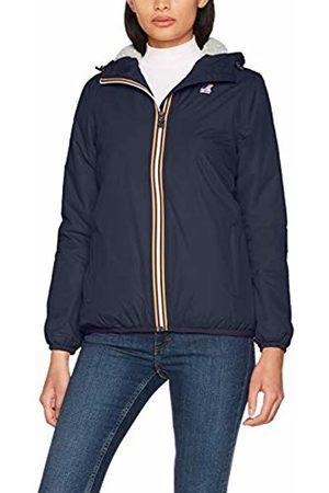 K-Way Women's Le VRAI 3.0 Claudette Orsetto Waterproof Jacket
