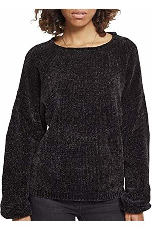Urban classics Women's Ladies Oversize Chenille Sweater Sweatshirt ( 00007)