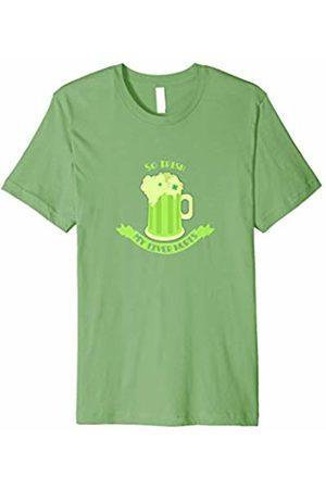 Ann Arbor So Irish My Liver Hurts | Funny Drunk St. Pat's Day T-shirt