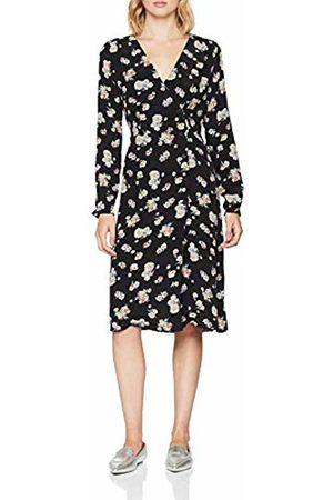 Pimkie Women's RBW18 Liam Party Dress (Noir 899e08)