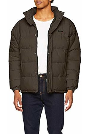 Schott NYC Men's Nebraska Jacket (Military Mlgr)