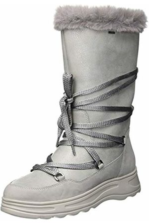 Geox Women's D Hosmos B ABX B Snow Boots