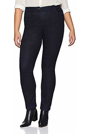Simply Be Women's Value Straight Leg Jeans, (Indigo)