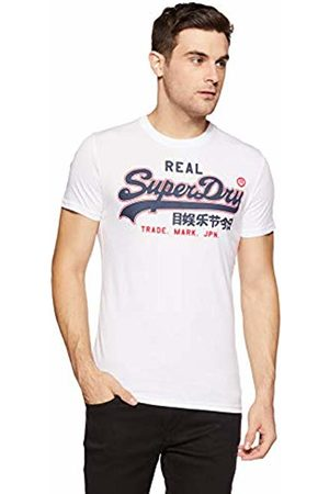 Superdry Men's Vintage Logo Lite Entry Tee Kniited Tank Top