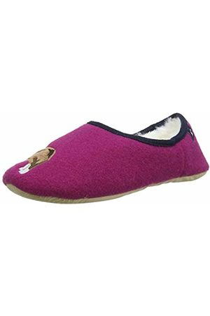 Joules Women's SLIPPET Open Back Slippers ( Dog)