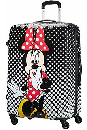 American Tourister Disney Legends Spinner Alfatwist Children's Luggage 75 cm 88 L Minnie Mouse Polka Dot