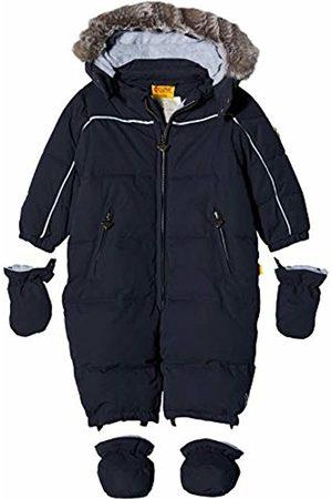 Steiff Baby Boys' Schneeoverall Snowsuit (Marine|