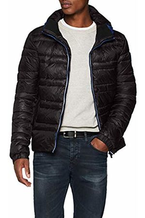 Scotch&Soda Men's Classic Hooded Down Jacket Hoodie ( 0008)