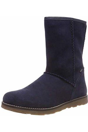 Superfit Girls' Emma Snow Boots, (Blau 80)