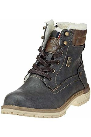 Mustang Unisex Kids' Schnür-Booty Classic Boots