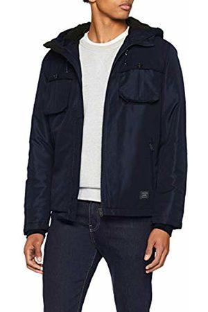 Jack & Jones Men's Jconew Flicker Jacket, Sky Captain
