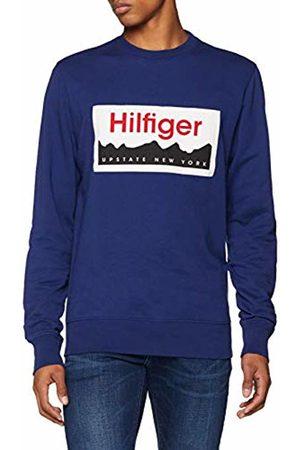 Tommy Hilfiger Men's Logo Sweatshirt ( Depths 437)