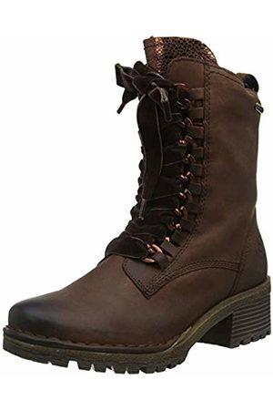 Bugatti Women''s 431571511239 Ankle Boots, (Dark /Metallic 6190)