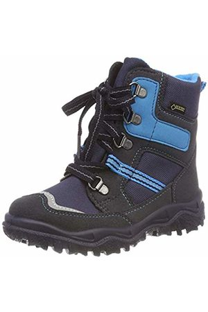Superfit Boys' HUSKY1 Snow Boots, Blau 80