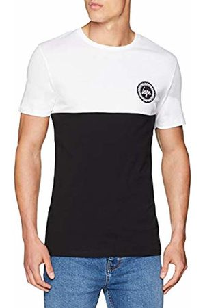 Hype Men's Bradford T-Shirt, (Bianco / )