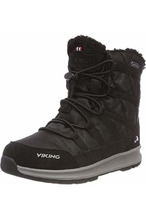 Viking Girls' FLINGA GTX Hi-Top Trainers ( 2)