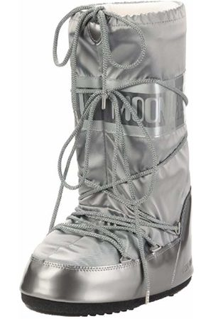 Moon-boot Women's 14016800 Boots Silver Size: 9/9.5 UK