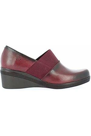 Yokono Women's Loira Closed Toe Heels