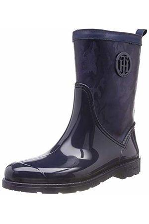 c0e51c248d554f Tommy Hilfiger Women s Shiny Camo Rain Boot Wellington