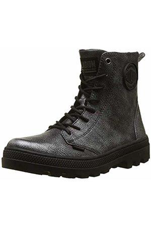 Palladium Women's Pallabosse Off Lea Ankle Boots ( / 051)