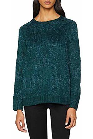 Size Grau Medium Grey Melange ONLY Womens onlELINOR L//S Pullover KNT Jumper XS