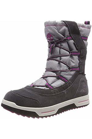 Timberland Unisex Kids' Snow Stomper Boots (Dark C64)