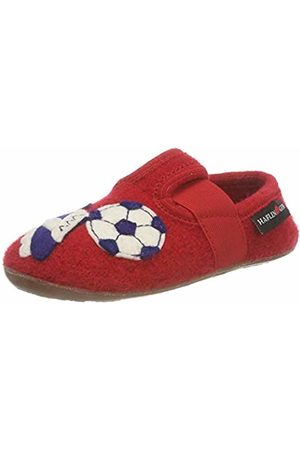 Haflinger Unisex Kids' Mats Everest-Slipper Hi-Top