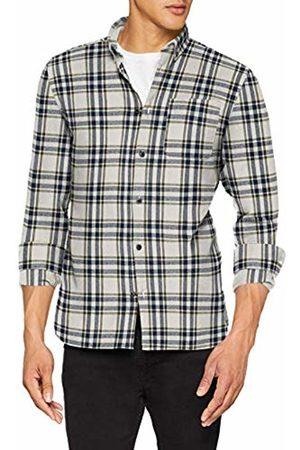 Jack & Jones Men's Jorchris Shirt Ls One Pocket Casual