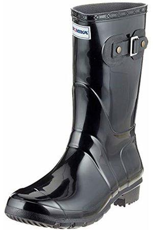 Romika Women's Giorgia 01 Wellington Boots, (Schwarz 100)