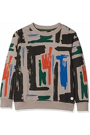 NOP Boy's B Sweater ls Williston AOP Sweatshirt