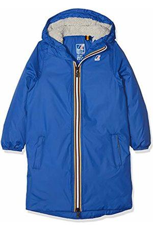 K-Way Baby Boys' Le VRAI 3.0 Eiffel Orsetto Rain Jacket, Royal 618