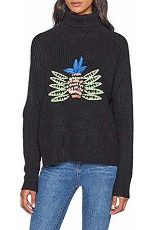 Pepa Loves Women's Pineapple EMB.Sweater Jumper 0