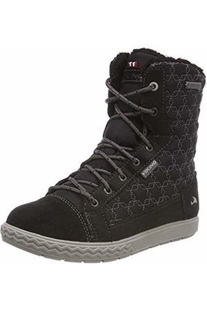 Viking Girls' Zip II GTX Hi-Top Trainers ( 2)